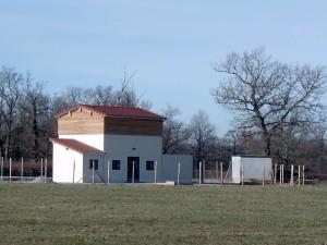 Station de traitement LUSSAT